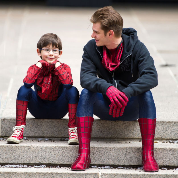 amazing-spider-man-2-andrew-garfield-and-kid